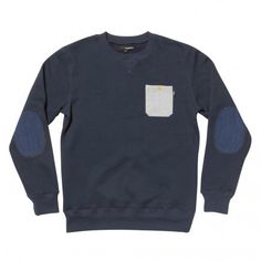 Above The Clouds Store — The Quiet Life - Professor Pocket Crew Navy ($129.00) - Svpply