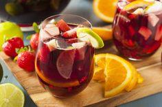 Sangria 4 Ways #sangria #strawberrylemonade #mangopineapple #mixedberry #paspberrypeach #fruitmix #drink #drinks #foodielicious #foodieliciousblog #foodrecipe #recipe #chefboyarme #wannabechef