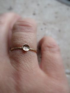 stackable initial rings and other cute rings.