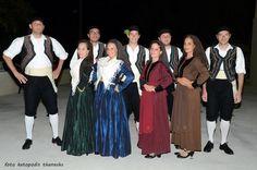 LefkadaNet: Αναπαράσταση του χωριάτικου γάμου στη Καρυά Λευκάδας (photo+video) Caucasian Race, Greek Costumes, Folk Dance, Corfu, Greeks, Folk Costume, Islands, Culture, Traditional
