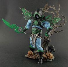 Nocturnus (Masters of the Universe) Custom Action Figure