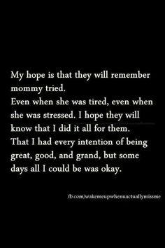Especially through this journey