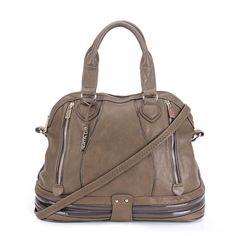 Bolsa de mão e transversal no site www.ShopShoes.com.br