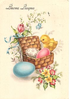 vintage easter cards: 9 thousand results found on Yandex. Easter Greeting Cards, Vintage Greeting Cards, Vintage Postcards, Easter Vintage, Vintage Holiday, Easter Art, Easter Crafts, Fete Pascal, Victorian Crafts