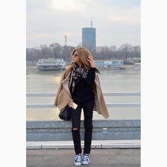 #belgrade #fashion #allblackeverything
