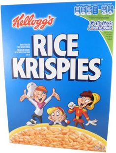 My favorite cereal, and not just with marshmallows! LOL!