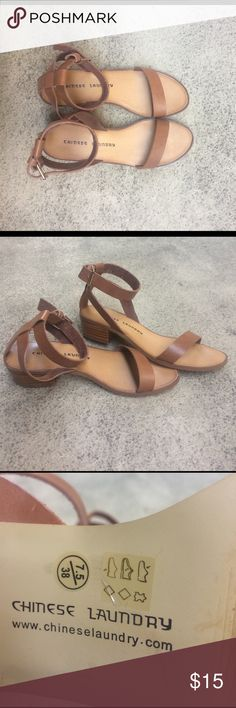 551e5db97a8325 Chinese Laundry Heeled Sandals