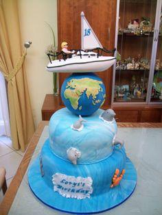 Torta 18 anni/cake 18 years