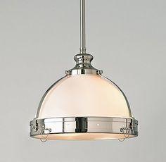 Clemson Classic Pendant - Restoration Hardware - traditional - pendant lighting - Restoration Hardware
