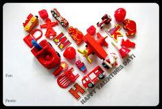 I Spy Heart Valentine Tutorial and Free Printable