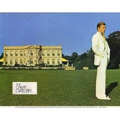 The Great Gatsby--Rosecliff Mansion, Newport, RI and Robert Redford 1974