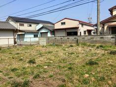 セルロースファイバーを       使用する自然素材の家: 建築候補の土地確認