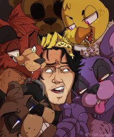 Other times this would be funny but Markiplier is one of my favorite utubers, so I feel bad for him