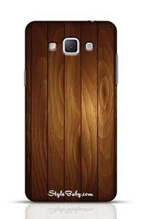 Wood Samsung Galaxy A5 Phone Case