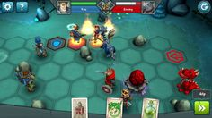 Epic Arena is a Free to Play TBS [Turn Based Strategy] MMO Game with Turn Based battles