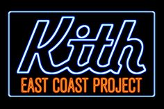 """Kith """"East Coast Project"""" Announcement"""