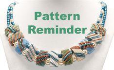 CarrierDuo Dagmar Necklace Pattern Reminder