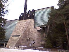 Chiesa Nostra Signora del Cadore/Scarpa