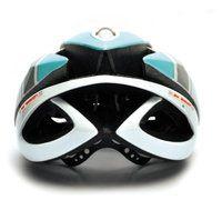 Bianchi Helmet Genesis - white/celeste