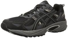 Looking for ASICS Men's GEL Venture 5 Running Shoe ? Check out our picks for the ASICS Men's GEL Venture 5 Running Shoe from the popular stores - all in one. Best Trail Running Shoes, Cheap Running Shoes, Asics Running Shoes, Best Walking Shoes, Trail Shoes, Black Running Shoes, Jogging Shoes, Asics Shoes, Athletic Wear