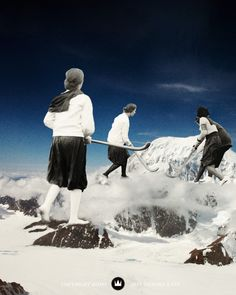 Collage Work - http://jeffhendrickson.com