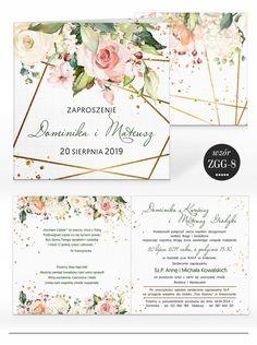 Zaproszenia ślubne RUSTYKALNE KWIATY + KOPERTA 7584587654 - Allegro.pl - Więcej niż aukcje. Handmade Invitations, Fun Wedding Invitations, Invites, Let's Get Married, Wedding Inspiration, Wedding Ideas, Art Projects, Marriage, Photoshop