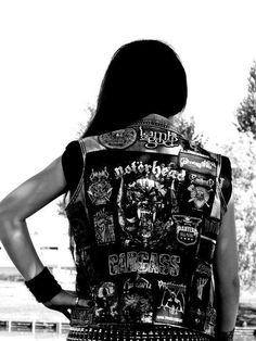 battle jacket   Tumblr