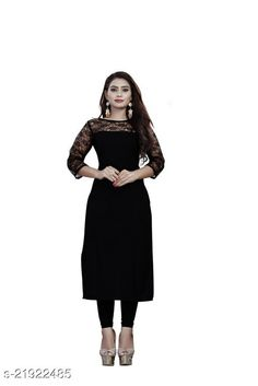 Checkout this latest Kurtis Product Name: *Chitrarekha Drishya Kurtis* Fabric: Crepe Sleeve Length: Three-Quarter Sleeves Pattern: Self-Design Combo of: Single Sizes: S (Bust Size: 36 in, Size Length: 45 in)  M (Bust Size: 38 in, Size Length: 45 in)  L (Bust Size: 40 in, Size Length: 45 in)  XL (Bust Size: 42 in, Size Length: 45 in)  XXL (Bust Size: 44 in, Size Length: 45 in)  Country of Origin: India Easy Returns Available In Case Of Any Issue   Catalog Rating: ★3.9 (3139)  Catalog Name: Chitrarekha Drishya Kurtis CatalogID_4652419 C74-SC1001 Code: 722-21922485-995