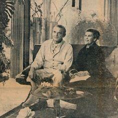 Ray and Charles Eames (especially Ray!)