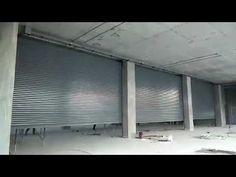 Industrial Sheds, Rolling Shutter, Shutters, Blinds, Home Appliances, Design, House Appliances, Blind, Shades