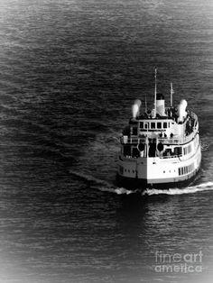 The Ferryboat, by Mariecor Agravante, on Fine Art America | FineArtAmerica.com | @writermariecor  @fineartamerica
