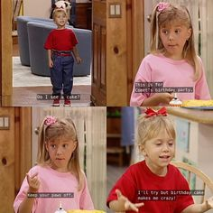 Full House Memes, Full House Funny, Full House Quotes, Full House Cast, Full House Tv Show, 90s Tv Shows, Movies And Tv Shows, Ice Queen Adventure Time, Stephanie Tanner
