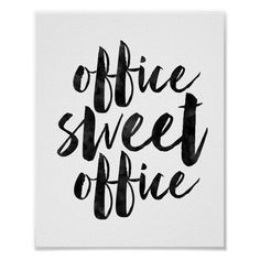 Office Artwork, Office Wall Art, Office Prints, Motivational Wall Art, Inspirational Signs, Cute Office Decor, Office Ideas, Work Cubicle, Office Quotes