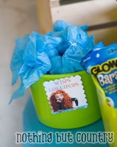 Wisps Lollipops - Brave Party @ http://www.nothingbutcountry.com