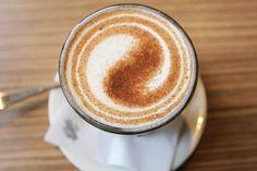 Chai latte: my Mom's new favorite drink.
