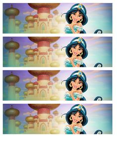 Impressive Princess Birthday Decorations - Best Resources and Party Service Guide Disney Princess Names, Disney Princess Pictures, Disney Princess Tattoo, Disney Princess Birthday, Punk Princess, Jasmin Party, Princess Jasmine Party, Princess Sofia Party, Aladdin Et Jasmine