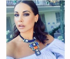 Did You Ever Notice This About Louise Thompson's Tummy? http://ift.tt/298eDLr #LookMagazine #Fashion