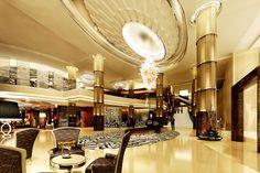 Intercontinental, Bangkok #architect OBA #interior P49 Deesign & Associates Co.,Ltd. #landscape LD DESIGN #lightingdesign @visionlightingdesign
