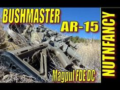 Bushmaster AR-15 in ACTION: Reliable, Tough (in Magpul FDE