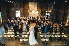 Atlanta Wedding Ceremony at Roswell Historic Cottage