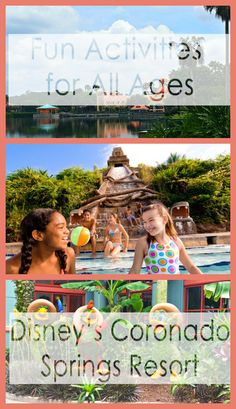 Looking for a Disney Resort the whole family will love? Put Coronado Springs at the top of your list!
