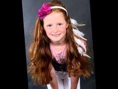 Kinderfeestje Glamour * Modellen Fotoshoot * Sharissa - YouTube
