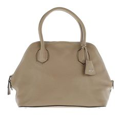 Abro Tasche – Adria Handbag Leather Tote Camel Light/Camel – in beige – Henkeltasche für Damen