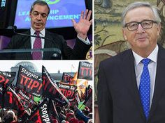 """SINISTER plans to criminalise """"political dissent"""" against the EU project took a step closer to becoming reality today, prompting a dismayed response from free speech campaigners."""