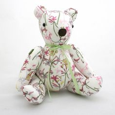 #Liberty tana lawn bear by Bubs Bears
