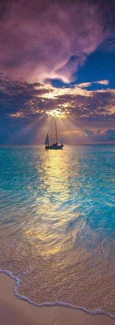 Farben des Meeres
