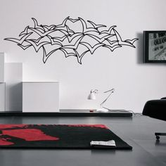 Wall Sticker SEAGULLS by Sticky!!!