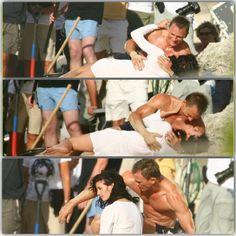 Daniel Craig  007 Casino Royale : Behind the scenes