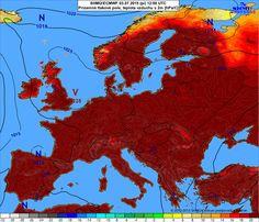 Vývoj výskytu extrémnej teploty vzduchu na Slovensku - Aktuality SHMÚ