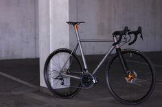 VPACE T1RD Titan Disc Roadbike DSD Edition